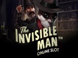 Invisible Man Spilleautomater på nett