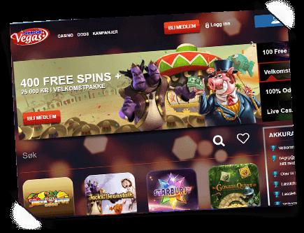 Norske Spilleautomater på nett