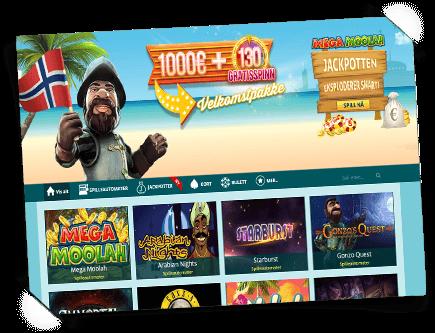 Luckland Spilleautomater på nett