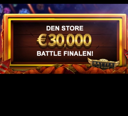€ 30 000 i premiepotten på Videoslots!