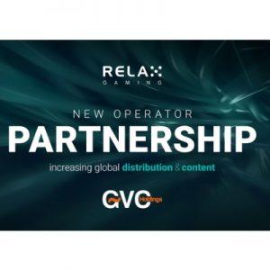 Relax Gaming og GVC!